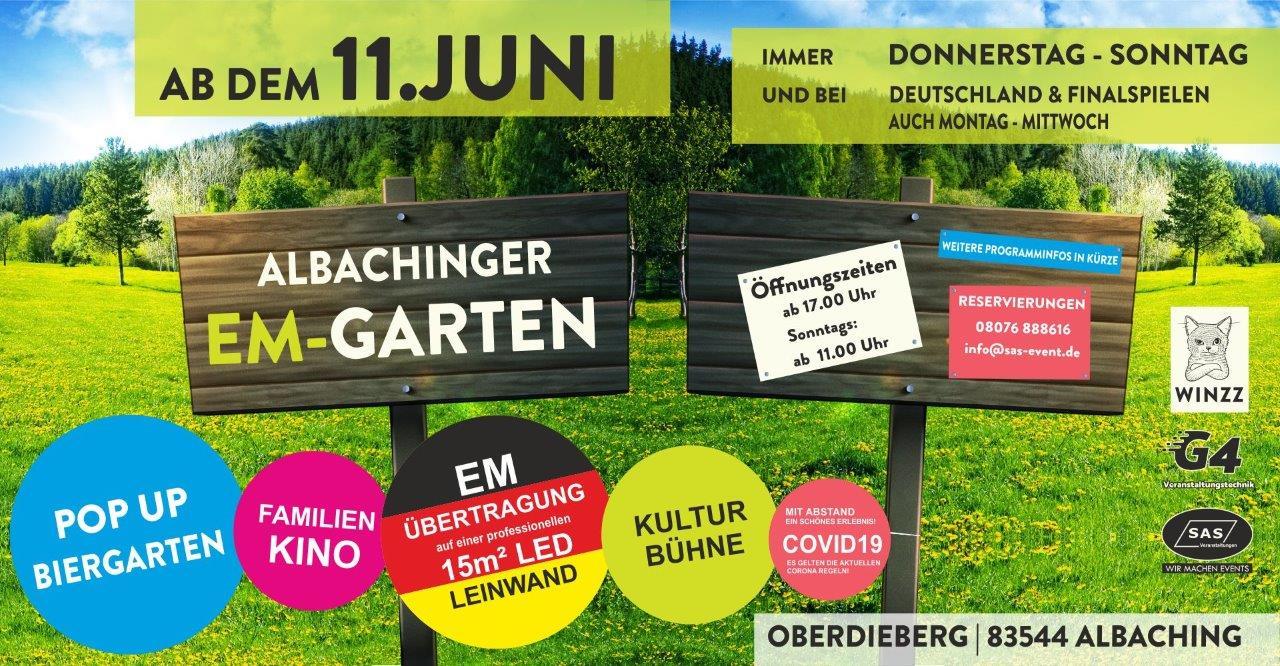 Ein Biergarten Mit Em Arena Wasserburger Stimme Die Erste Online Zeitung Nur Fur Die Stadt Und Den Altlandkreis Wasserburg